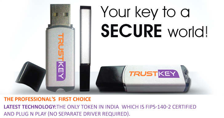 Trust Key USB Token